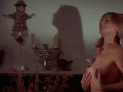 britt ekland naked - wicker dude (1973)
