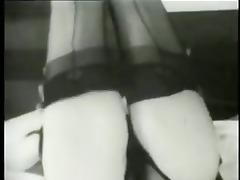1950s striptease stag film