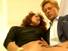 simona valli playing with pecker