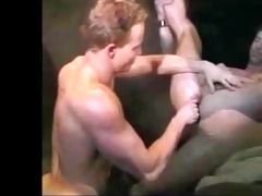 sex club orgy