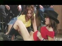 western style lesbian action