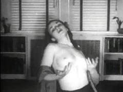 vintage stripper film - casbah slave girl