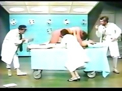 oh calcutta doctor skit (70s adult musical) feat