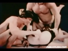 vintage homo insertions and fisting