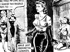 vintage lesbo mistress bondage story