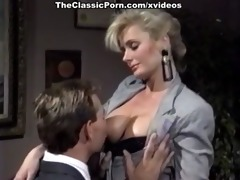 blonde is fortunate to get hard fuck