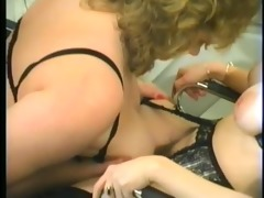 big beautiful woman gets a lesbian experience -
