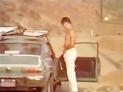vintage surfer chaps