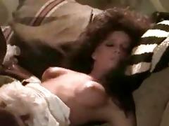 dark brown white bride with black lover -