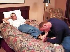 fraternity feet rituals - scene 3