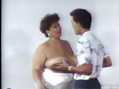 large tit orgy
