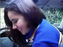 anal 3$ome legal age teenager cheerleader k4cey