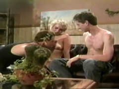 vintage bisexual three-some