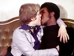 vintage interracial threesome
