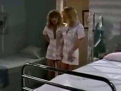 nasty nurses dildo team fuck their juicy pussies