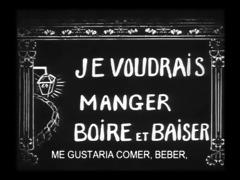 vintage erotic movie 8 - mousquetaire au