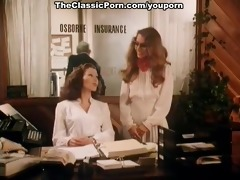 office fuck movie with vintage pornstars