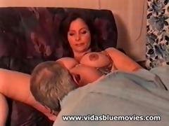 vida garman - pregnant oral sex
