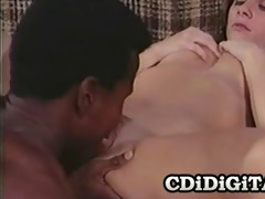 fallon - retro white hottie entertaining a black