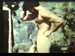 bill cable posing stripped