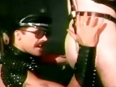vintage leather homo dungeon s and m