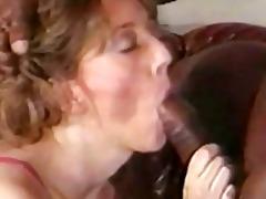 summer rose retro blonde whore enjoying a bbc
