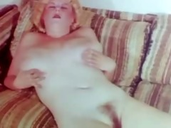 vintage solo large boob blonde