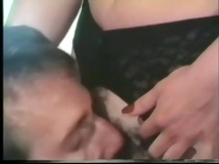 retro couple fucking like pros - porn star legend