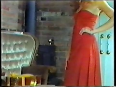 vintage lingerie gift leads to fucking