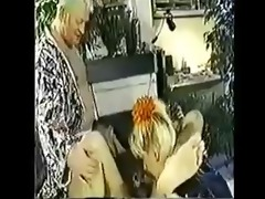 vintage ambisextrous threesome
