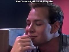 unfathomable retro fuck in the dance class