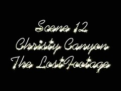 christy canyon - the lost footage - scene 11