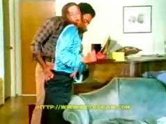 interracial retro scene p1