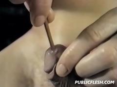 vintage homo urethra insertion