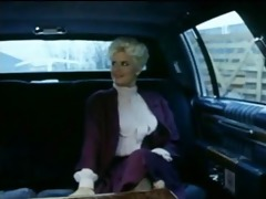 classic limo masturbation