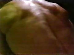 vintage bareback hemorphidite fuckfest with cum