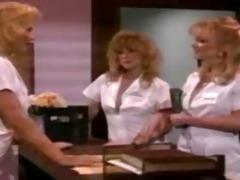 ron jeremy, vintage lesbian nurse tongue fucking