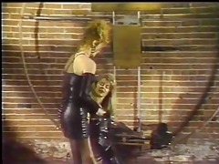 leather bound dykes from hell 2 - scene 4