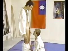 chad johnson karate master