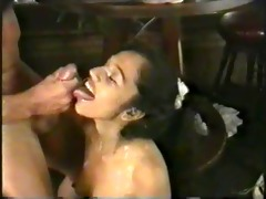 more hot retro cumshots
