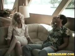 gangbanged on a boat