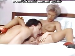 her pussy is torn by huge schlong