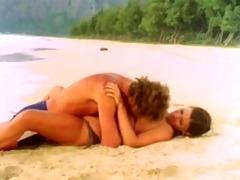1977 - beach