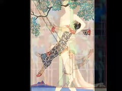 george barbier - erotic fashion art deco