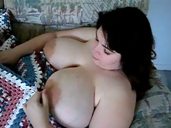 subgirlie breast massage
