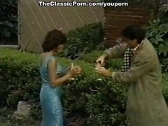 vintage porn clip with sexy retro babe