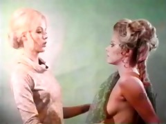 siv, anne and sven lesbian scene