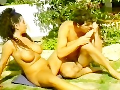 tiziana redford breasty action