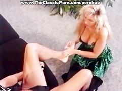 horny bombshell with big tits fuck