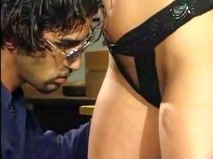 german pornstar lydia pirelli fucks the art...